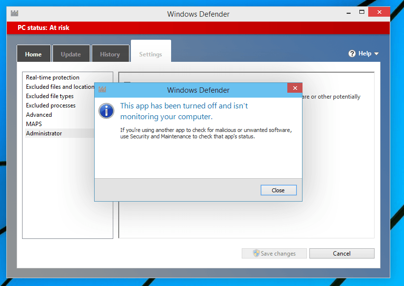 Windows defender updates for windows 8 free download for Window defender update